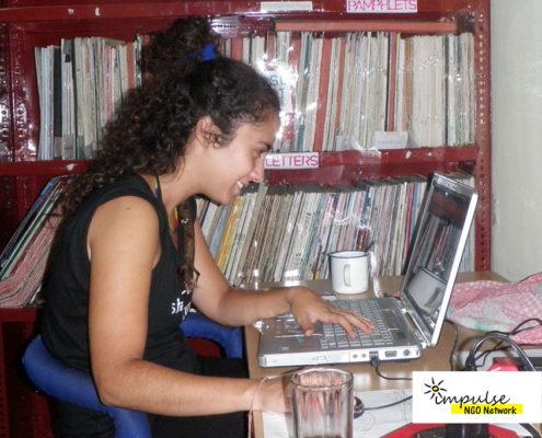 International Volunteer at Impulse NGO Network