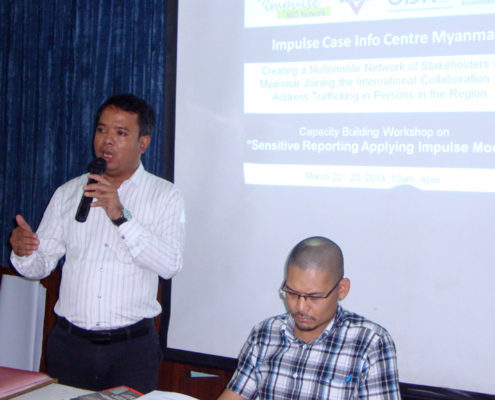Capacity Building Myanmar Media Phase 1 11
