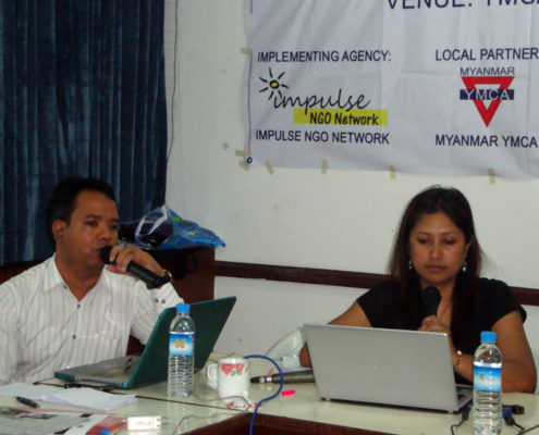 Capacity Building Myanmar Media Phase 1 12