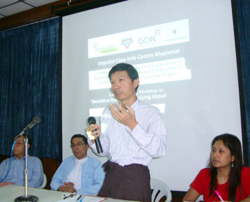 Capacity Building Myanmar Media Phase 1 14