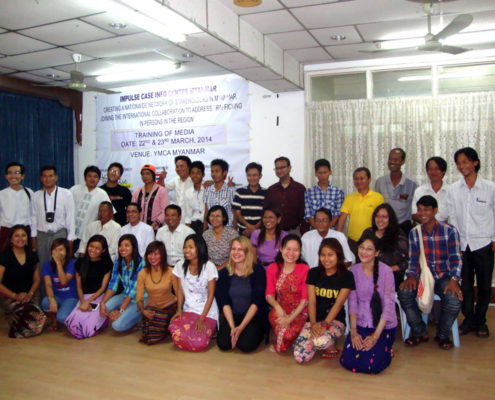 Capacity Building Myanmar Media Phase 1 7