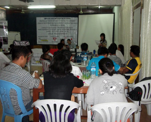 Capacity Building Myanmar Media Phase 2 6