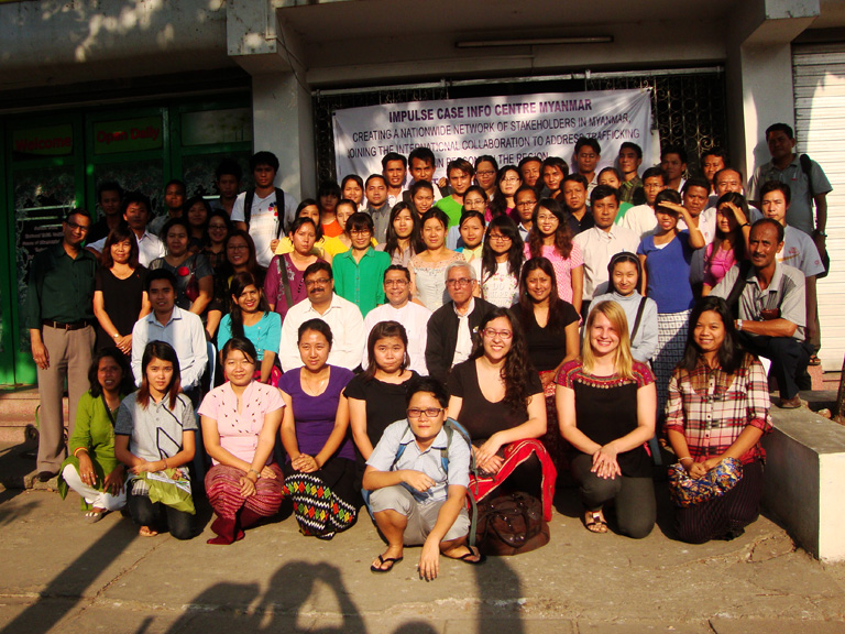 Capacity Building Training for Myanmar NGOs – Phase 1