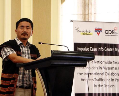 Advocate Sunil Mow – Chairman, Athupopo Social Foundation
