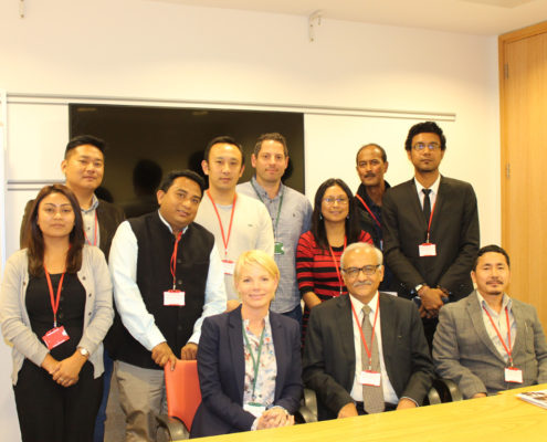 Impulse NGO Network meeting with UK Home Office