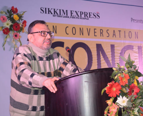 In conversation with Sikkim Conclave 3