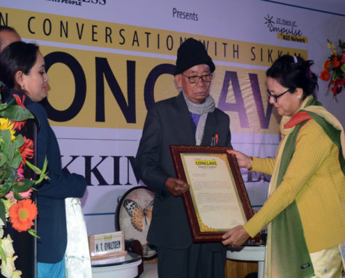 In conversation with Sikkim Conclave 4-