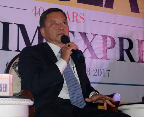 In conversation with Sikkim Conclave 7