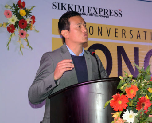 In conversation with Sikkim Conclave 9
