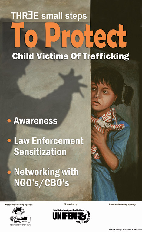 Three Small Steps to Protect Child Victims of Trafficking 2008 09
