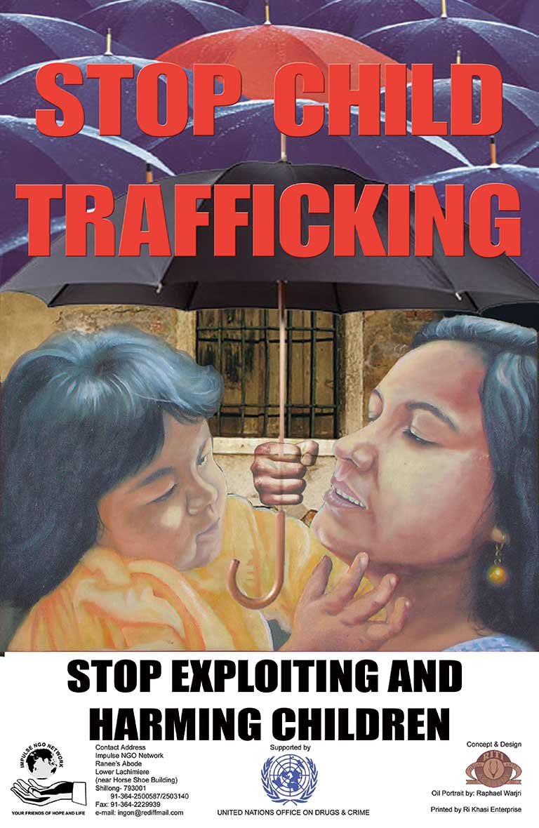 UNODC Campaign Against Child Trafficking