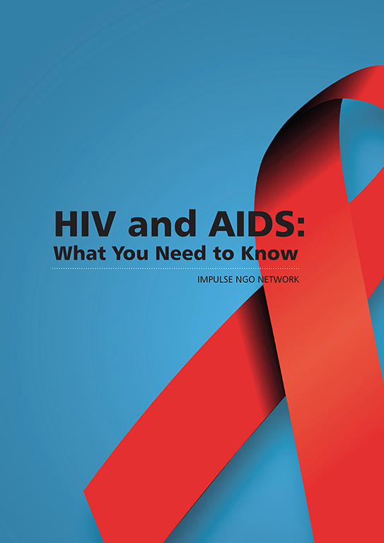 UNODC MACS HIV Awareness Brochure 2009