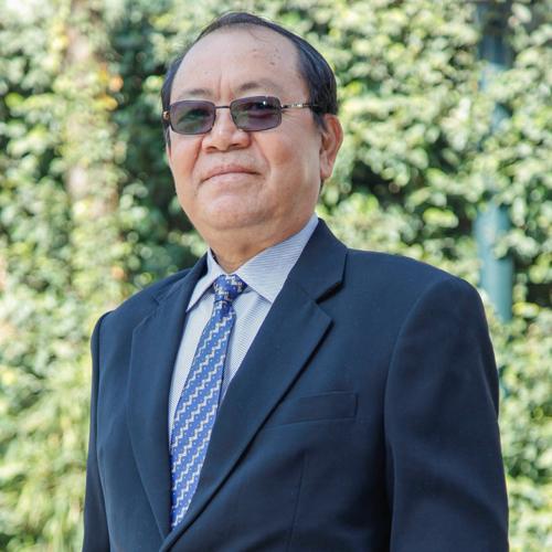 Rallyan Mone Impulse Model Policy Advisor Myanmar