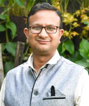 Debotosh Purkayastha Finance Manager