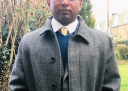 Ashley Varghese Legal Counsel